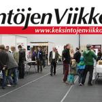 Keksintöjen Viikko järjestetään jälleen 2.-3.10.2015 Viitasaarella