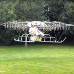 Swarm on ihmisenmentävä drone