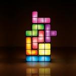 Tetris lamppu on nörttidesignin ykköskaartia!