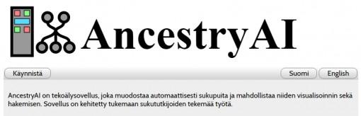 AncestryAI