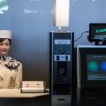 """Japanin """"kummallinen hotelli"""" ja sen robottihenkilökunta"""