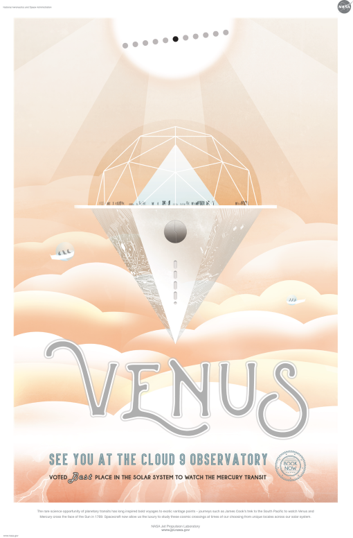 Venus - See You at the Cloud 9 Observatory