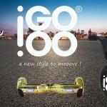 GoExpo ja iGOOO ZerO -tasapainoskootteri