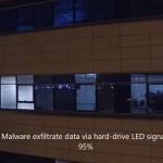 Uusi haittaohjelma mahdollistaa tietokoneen vakoilun kovalevyn led-valoa käyttäen