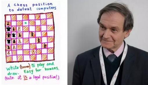 Sir Roger Penrose ja shakkiongelma