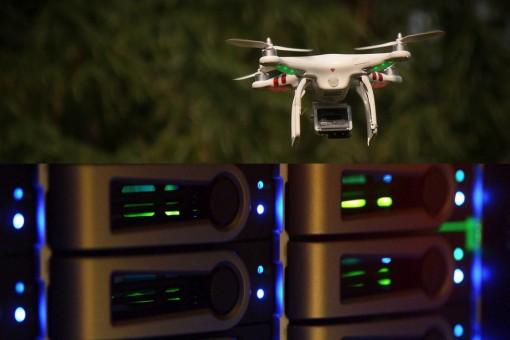 LED-it-GO, vakoilu haittaohjelmalla ja tietokoneen kovalevyn valoa kuvaamalla