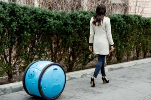 Piaggio Fast Forward, Gita-robotti seuraa automaattisesti