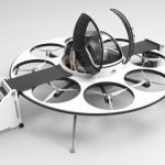 Jet Capsulen I.F.O. – tunnistettu lentävä objekti – on ihmislennokki