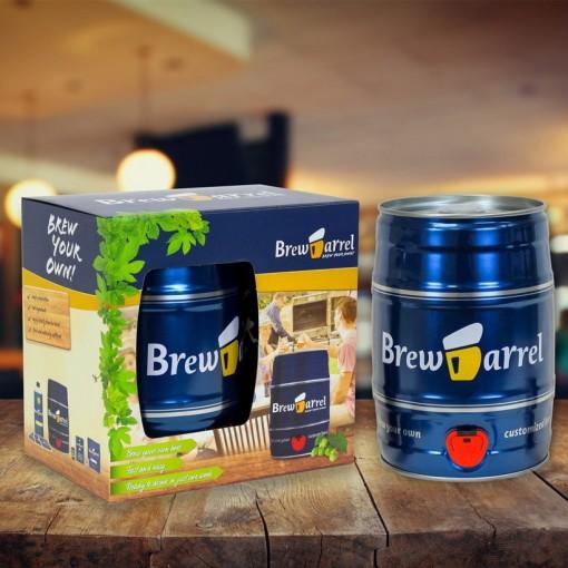 Brewbarrel-paketti