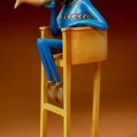 Hieronymos Bosch -figuurit näyttävät manalan kummallisuuksia