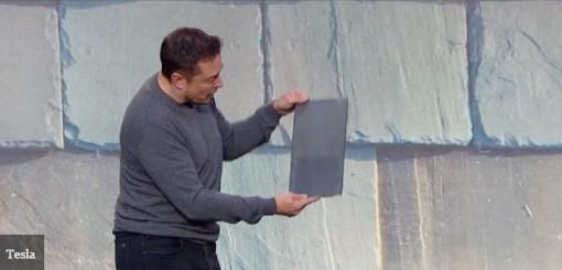 Teslan aurinkoenergia-tiilet eivät juurikaan poikkea tavallisen tiilen ulkonäösta, tai näyttävät jopa paremmalta