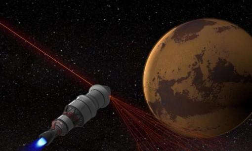 Dna vanhenee Mars-matkalla runsaan säteilyn vuoksi