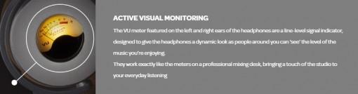 Music Meters OV-1 kuulokkeet, esittelyteksti