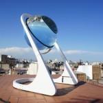 Mullistaako lasipallo aurinkoenergian?