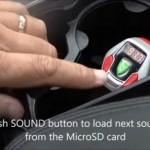 SoundRacer X-radiolähetin muuttaa auton moottoriäänet aivan toiseksi moottoriksi