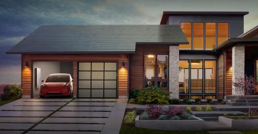 Aurinko tarjoaa energiaa enemmän kuin tarpeeksi. Se tuottaa tunnissa maapallolla vuodessa tarvittavan energian. Kotisi voi kerätä tätä ilmaista energiaa katolla olevilla aurinkopaneeleilla, jotka muuttavat auringonvalon sähköksi, jonka voi käyttää saman tien tai varastoida Powerwall-akkuun. (Lähde: Tesla)