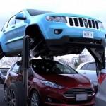 Hum Rider nousee 1,5 metrin korkeuteen ja ohittaa ruuhkat kätevästi