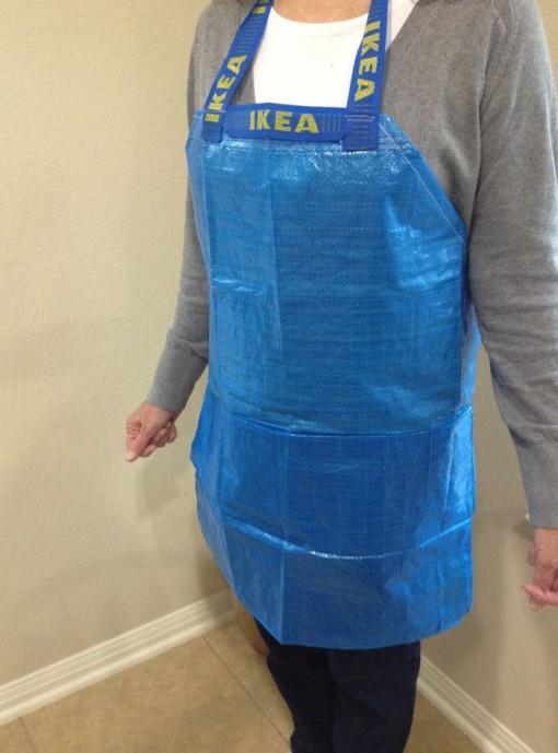 IKEA esiliina