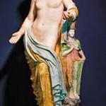 Tiesitkö että Kreikan ja Rooman muinaiset marmoripatsaat olivat värillisiä? Katso kuvat!