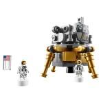 Uusi Lego-sarja: NASAn Apollo Saturn V -laukaisuraketti sekä kuumoduli