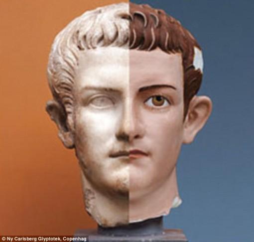 Rooman keisari Gaius Julius Caesar Augustus Germanius a.k.a. Caligula, 41 jaa