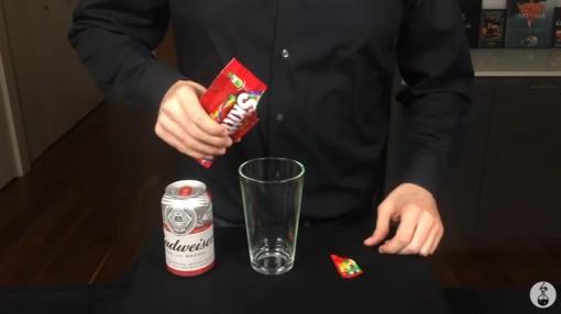 Skittles-olut Simponeista