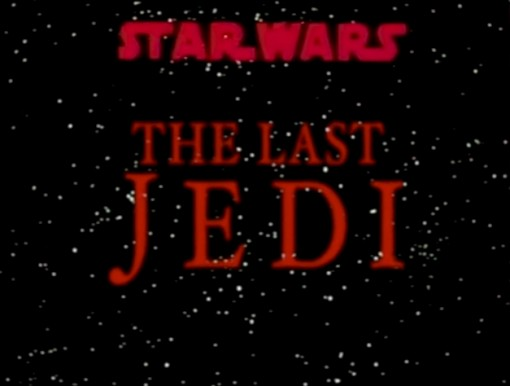 The Last Jedi -traileri 1983 malliin