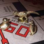 Uudet Monopolinappulat: Vanhat suosikit poistuvat, tilalle mm. T-Rex ja kumiankka!