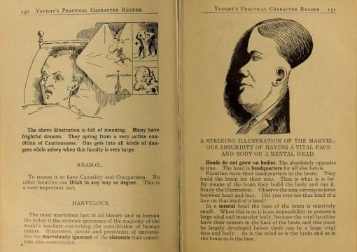 Alkukantaiset vaistot ja sekamuotoinen pää