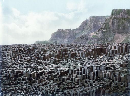 Giant's Causeway, County Antrim.