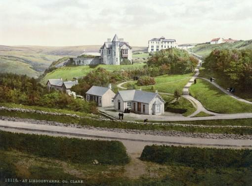 Lisdoonvarna, County Clare.
