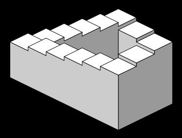 Mahdoton portaikko