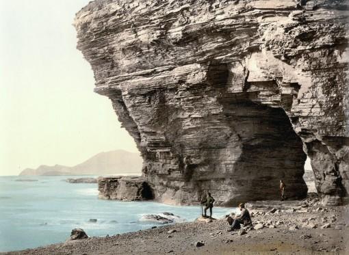Menawn Cliffs, Achill, County Mayo.