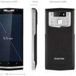 Oukitel K10000 Pro on älypuhelin 10000mAh akulla, ja latautuu kolmessa tunnissa