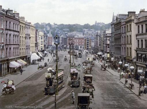 Patrick Street, Cork, County Cork.