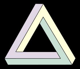 Penrosen kolmio