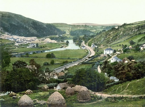 Vale of Avoca, County Wicklow.
