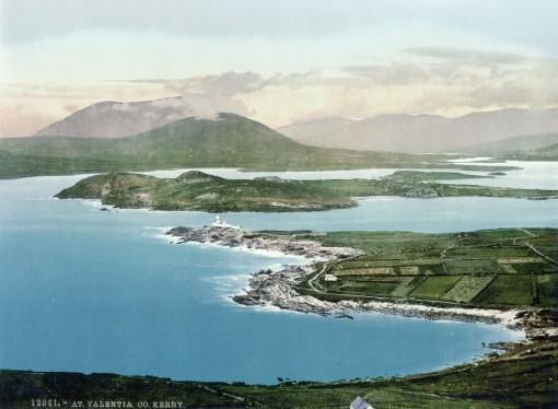 Valentia, County Kerry.