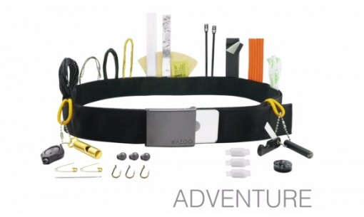 Wazoo Cache Belt Adventure-malli