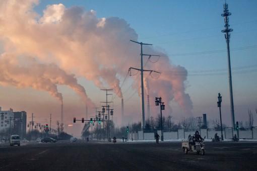 Kiinan hiilivoimalat