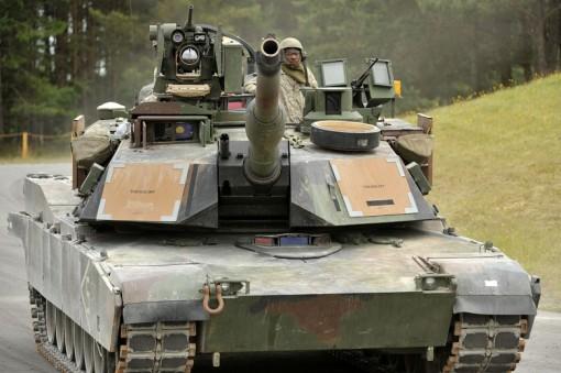 Abrams M1A2 SEP v.3