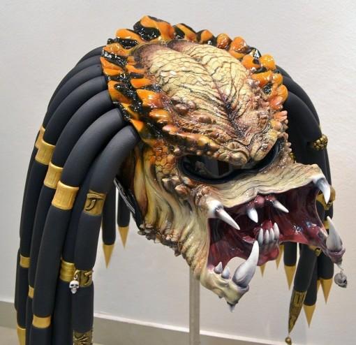 Predator-kypärä