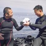 Robosea BIKI-drone kulkee kalana veden alla ja kuvaa 4K-videota