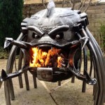 Alien vs. Predator -grillit ovat kauniita kauheudessaan