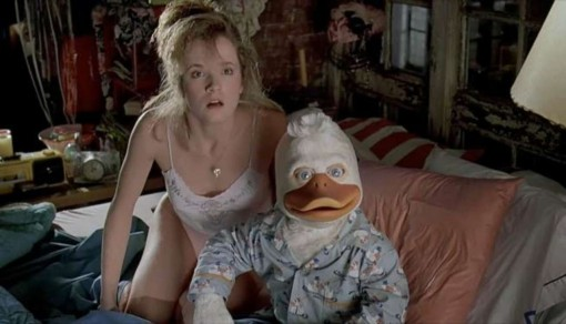Lea Thompson ja Howard