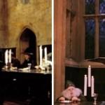 22 ennennäkemätöntä kuvaa Harry Potter -elokuvien kulisseista!