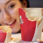 Taco Bell esittelee paistetun munan taco-kuorena, entä kirsikkapiiras Starbucks-kahvikupin kansi?