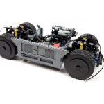 Legoista rakennettu Aliens paluu -elokuvan M577 APC -miehistönkuljetusvaunu on hieno!