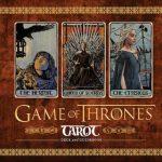 """Game of Thrones -tarot-kortit ovat ennakkotilattavissa, Arya on """"Kuolema"""""""
