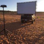 Hitch Theater on henkilökohtainen drive-in -elokuvateatteri innovaatio